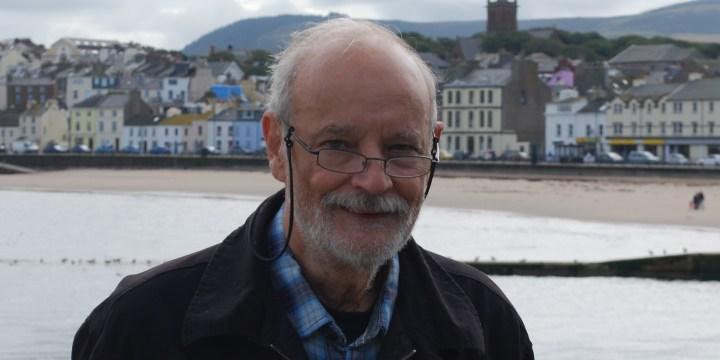 Alan Bradley   Flavia de Luce Author