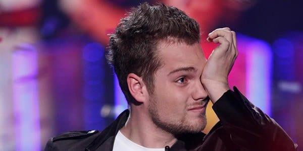 Theo Tams   Canadian Idol Winner