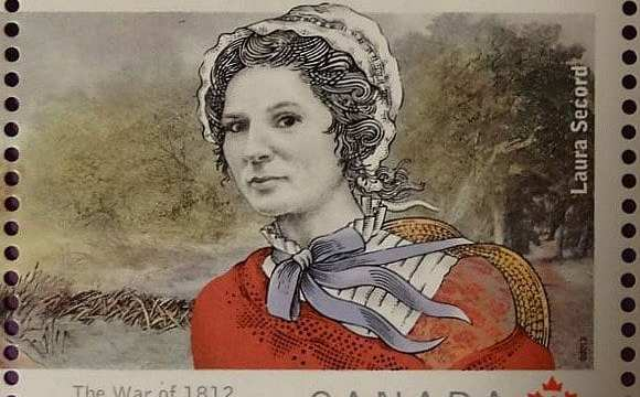 Laura Secord | Heroine of the War of 1812