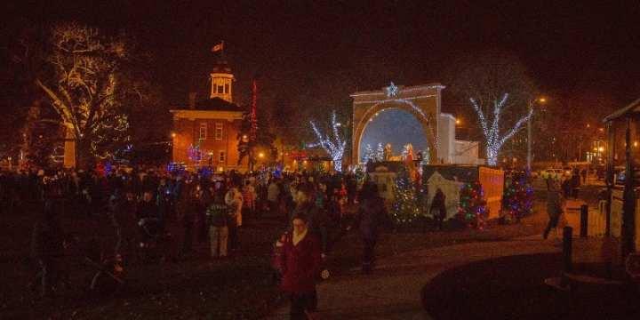 Candlelight Christmas Walk & Lighting Ceremony