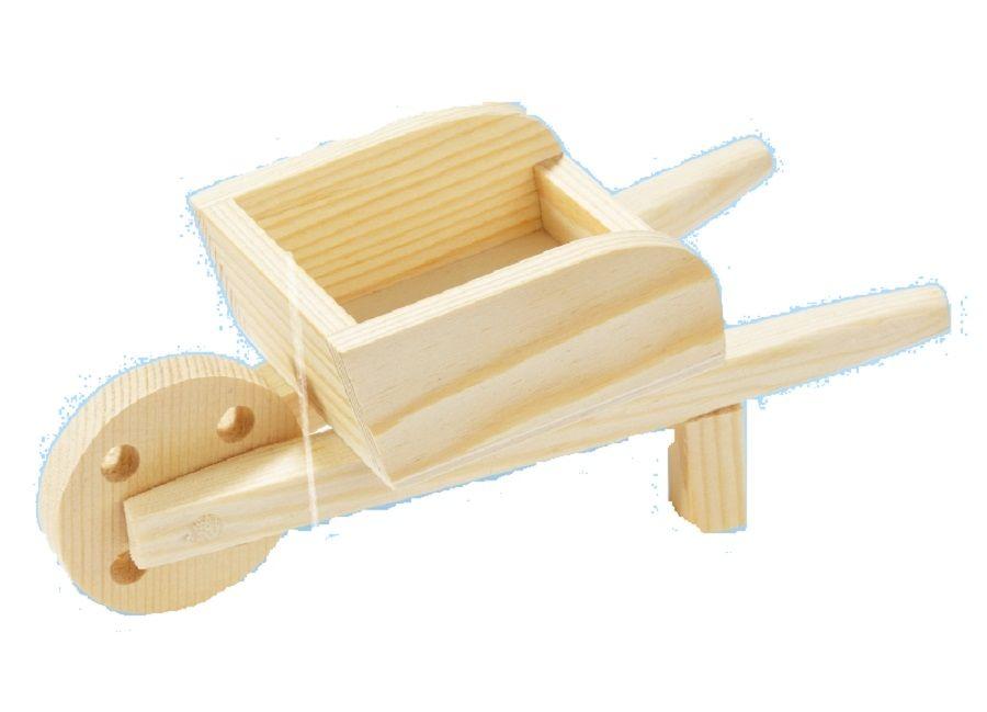 Acheter Mini Brouette En Bois Dcoration De Table 1001