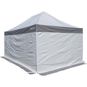 8x4m ALU Profi pliage tente marché des tentes étal 50mm Hex avec des joints métalliques et BACHES IGNIFUGES
