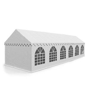 blumfeldt Sommerfest – Tente de Jardin pour Garden Party – tonnelle de Dimensions 6x12m – parois en PVC étanche 500g/m² – Structure en Tubes d'acier – parois Avant, arrière et latérales Amovibles