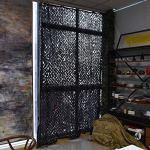 Renforcé Filet De Camouflage Grande Militaire Filet D'ombrage Extérieur Camping Voile d'ombrage Poids léger Durable pour la Chasse xtérieu Sable Camping décoration (Color : 8, Size : 3 * 5M)