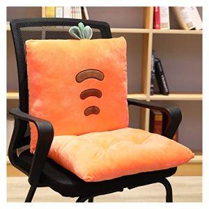 YLJY Coussin Monobloc Coussin de siège pour Animaux en Peluche Coussin de Chaise Confortable Coussin Respirant et Coussin de siège de Coussin en Peluche épais Canapé Gonflable