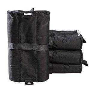 SORARA Sacs De Poids   Tente Canopée Paquet de 4