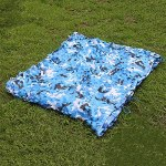 YiDD Jungle Camouflage Net MilitaryCamouflage Filetconflage Très Convient à la Chasse Camping Décoration Voiture Voiture Voile Courtyard Sunshade (Size : 3x6m)