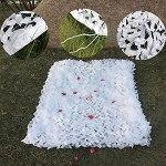 YiDD Filet de Camouflage Filet Camouflage Militaire Décoration de fête à thème Militaire Ombre extérieure 2x3m 2x4m 2x5m 2x6m 3x3m 3x4m 3x5m 6x6m 6x8m 8x8m 8x10m 10x10mfilet d'ombrage