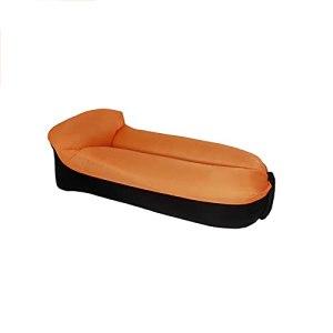 FANGPAN Canapé Gonflable Portable Sac Paresseux canapé Oreiller Lits de Couchage pourCamping canapé Gonflable Paresseux Camping Sacs de Couchage lit d'air