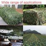 YiDD CamouflageFilet Filet de Camouflage Camping léger et Durable, différentes Tailles personnalisées 2x3m3x5m, 4x6m, 8x8m, 9x10m (Size : 5x10m.4×32.8ft)