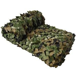 YiDD CamouflageFilet Filet de Camouflage Convient pour pergola de Jardin, Toit, Serre, abri de Voiture, Voiture, etc. (Size : 4x8m .12×26.24ft)
