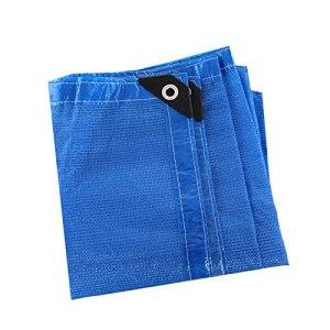 YUDEYU Jardinage Plantes Vertes Filet d'ombrage 150g/㎡ Ventilé 90% de Protection Solaire Écran privé Carport (Color : Blue, Size : 2.3x3m)