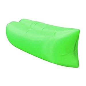 FANGPAN Canapé Gonflable canapé d'air extérieurChaise Longue GonflablePortableSac Paresseux lit d'air Banane Pouf