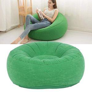 Germerse Canapé Simple, canapé Gonflable, intérieur extérieur pour Le Cadeau de Jardin de Balcon de Salon(Light Green, 12)
