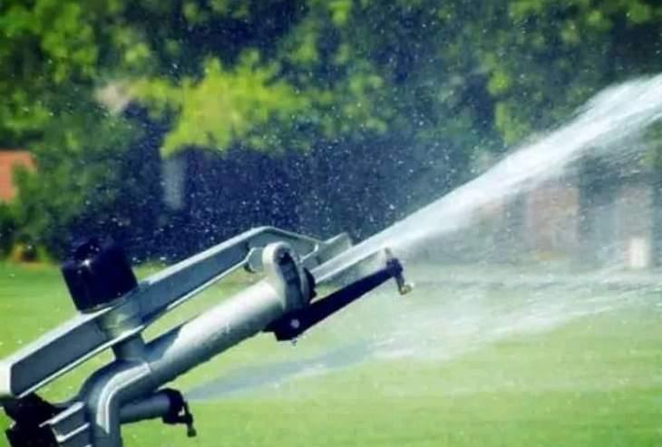 Soaker Hose Garden Irrigation System