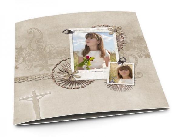cartes d invitation pour communion et