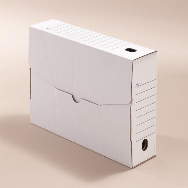 1001 Cartons Boite Archive 33 X 25 X 8 Cm