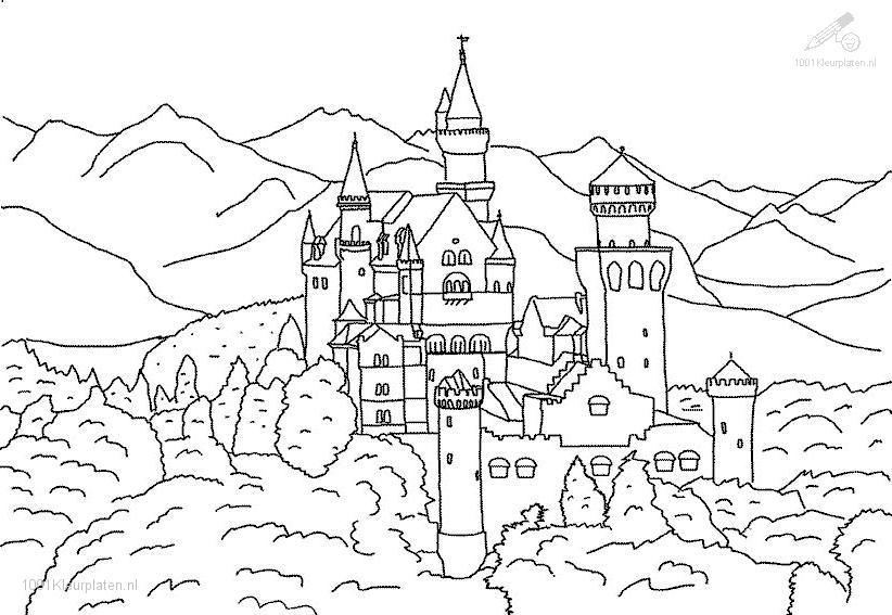 of germany colouring pages