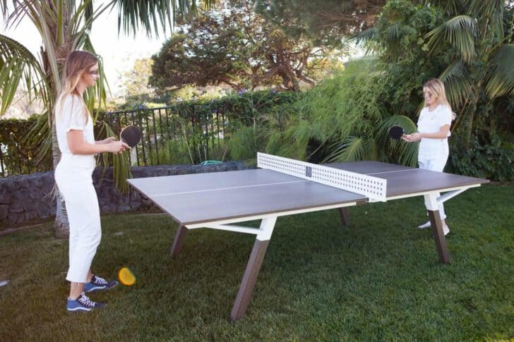 best outdoor ping pong tables 2018 patio outdoor furniture