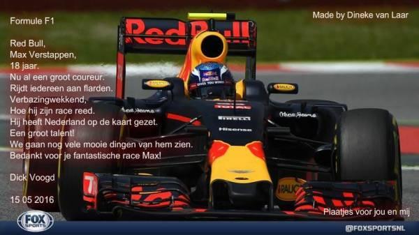 1001 Gedichten Amp Gedichtjes Gedicht Formule F 1 Door