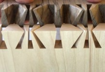técnica de carpintaria japonesa