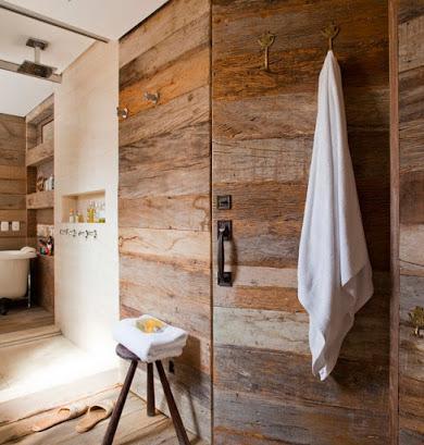 Como aproveitar madeira usada na decoração de interiores (23)