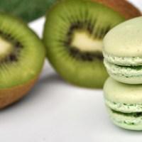Sommertid del1: Makroner med kiwi