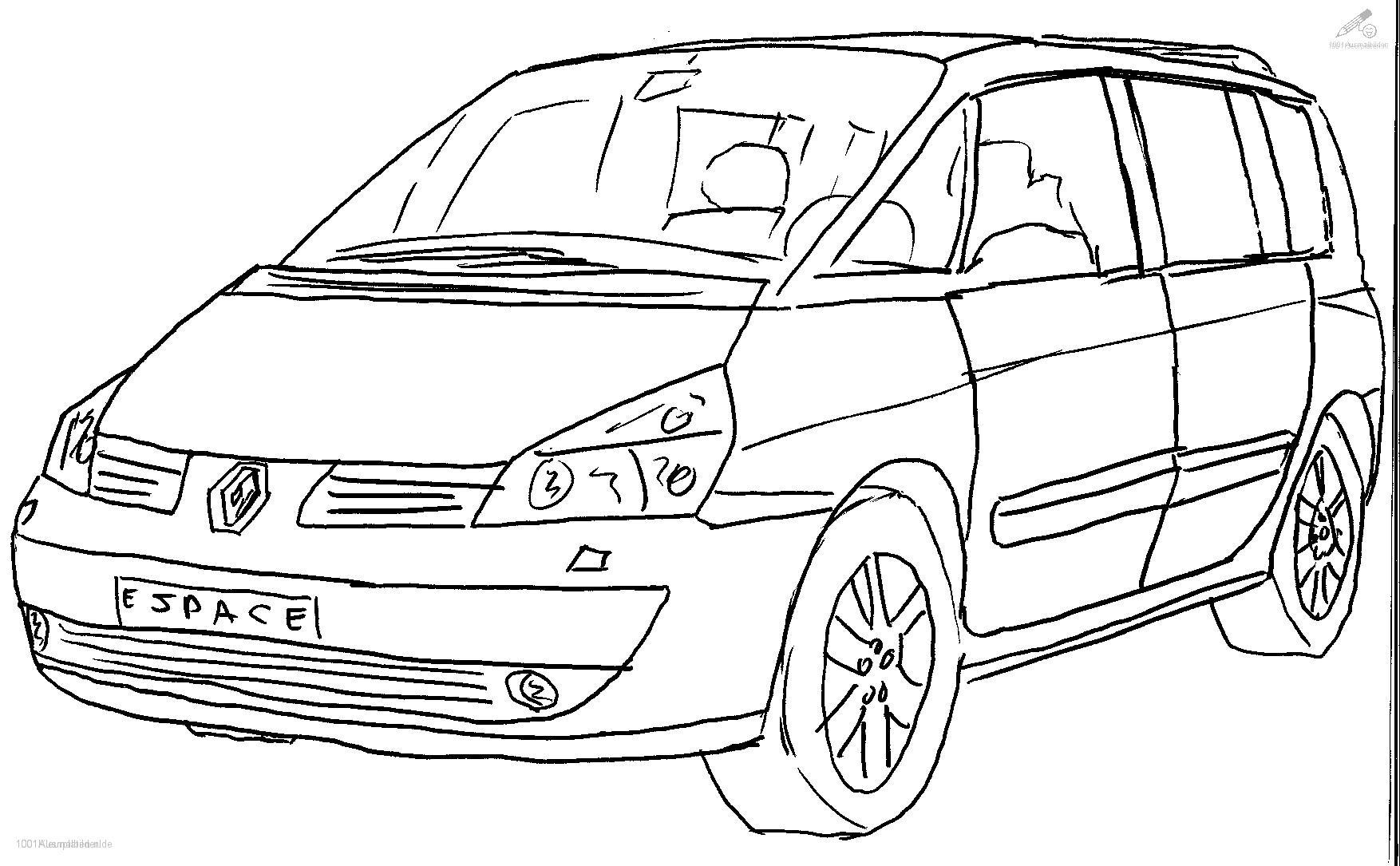 Fahrzeuge >> auto >> malvorlage renault
