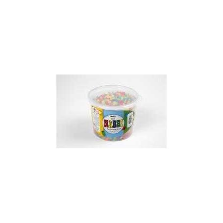 Nabbi Bugelperlen 5 X 5mm Pastellfarben Medium 1100 Stuck