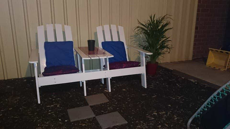 Jack And Jill Garden Chairs