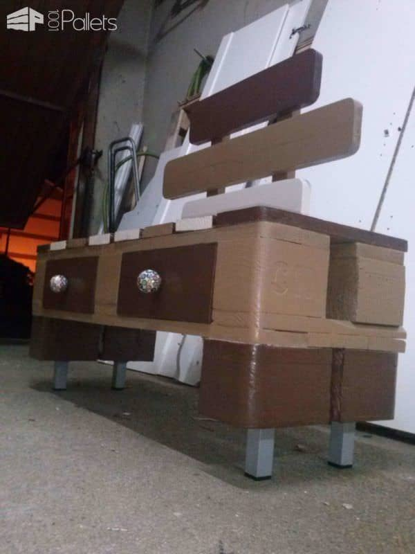 Bench For Putting On Shoes 1001 Pallets