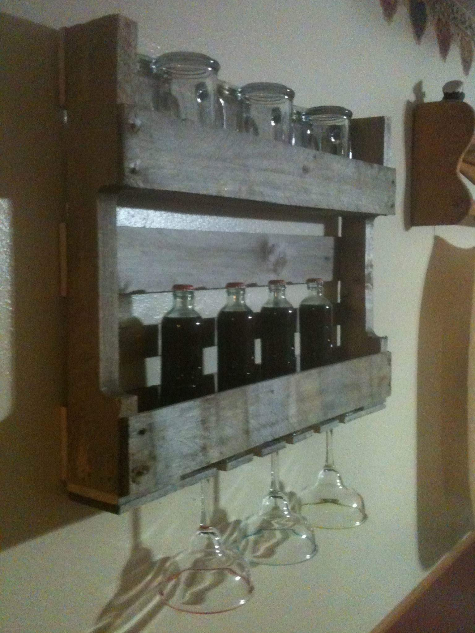 Mini Pallet Bar 1001 Pallets