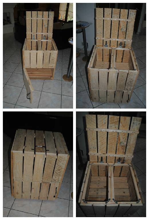 Pallet Storage Or Mini Bar 1001 Pallets