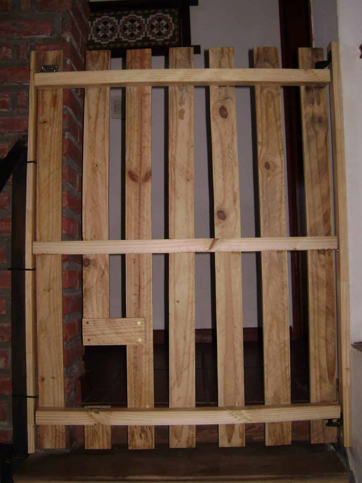 Baby Proof Stairs Safety Door From 1 Pallet 1001 Pallets