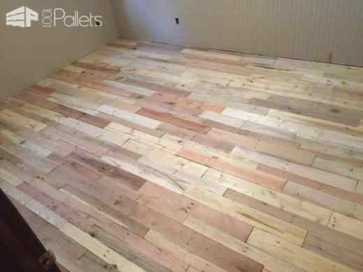 Pallet Wood Floors Two Ways     1001 Pallets 1001pallets com pallet wood reclaimed for wood floors7