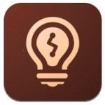 Adobe Ideas 1.6はアイコンが変わっていた。