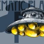 CINEMATIC PLANET UFO