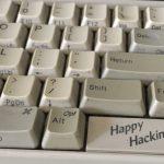 まだ使っているキーボード