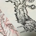 dragon drowing