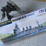 1/700scale 5500トン型軽巡洋艦