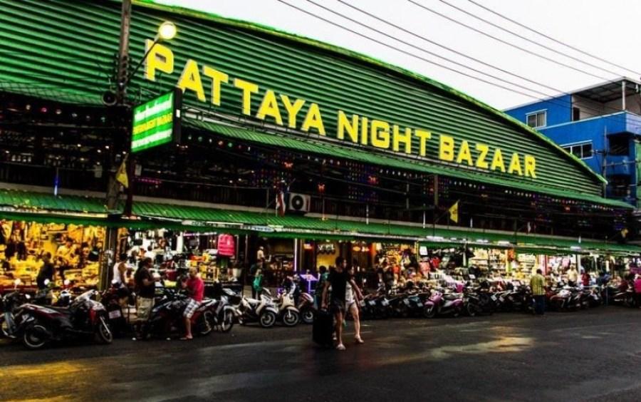 Рынки Паттайи: Паттайский ночной базар – Pattaya night bazaar
