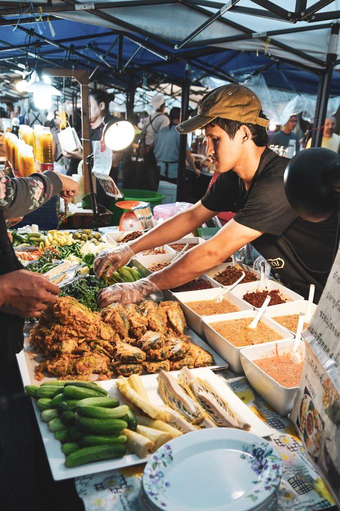 Рынки Паттайи: Старый рынок Паттайи – Old market Pattaya