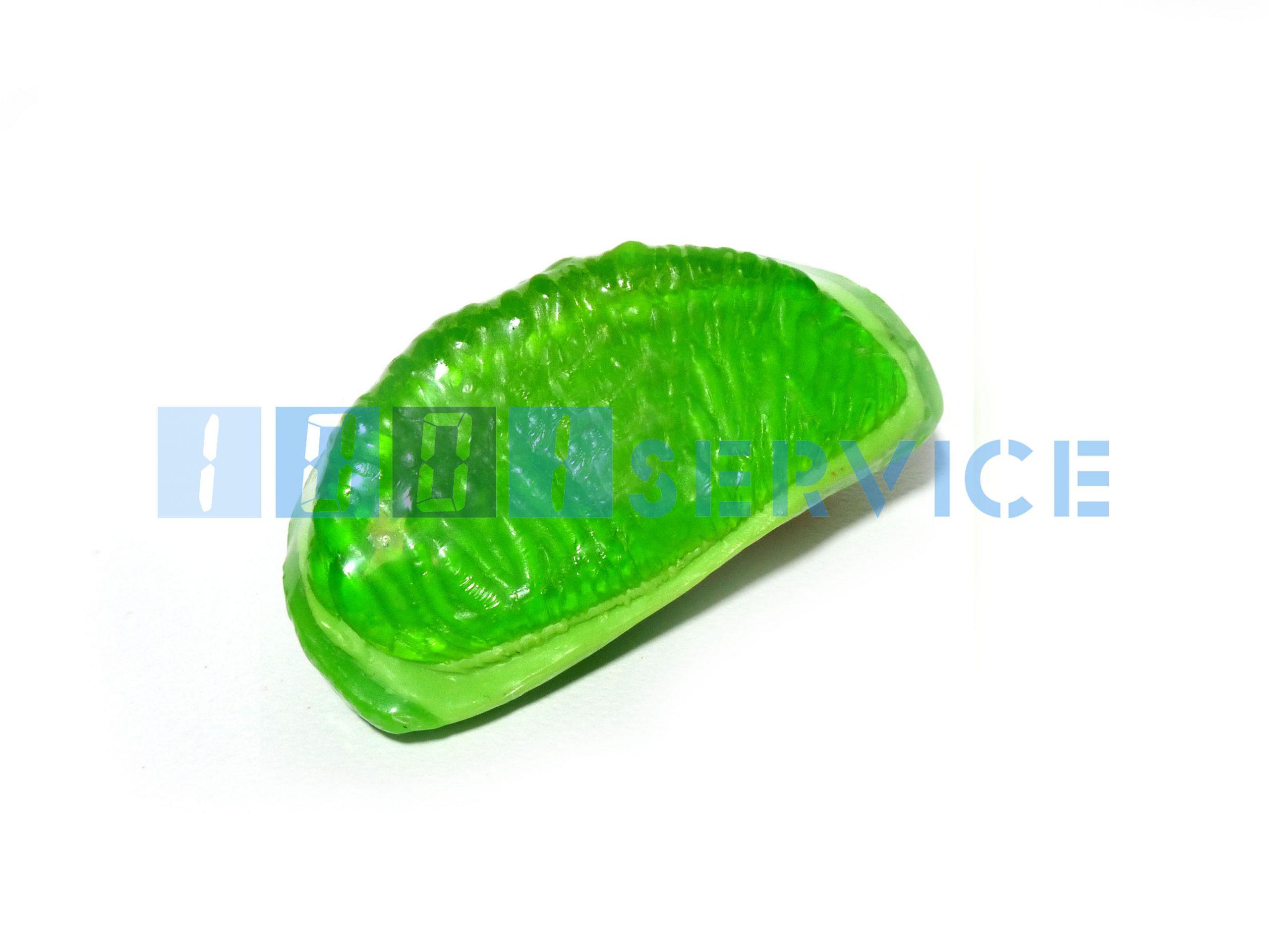 Фруктовое мыло в форме и с запахом зеленого помело, 50 гр.
