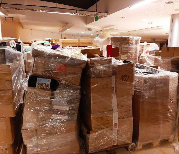 Prekės Kilogramais iš Olandijos ir Vokietijos Tinklų/Products from Netherlands and Germany
