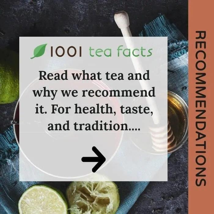 Best Tea brands