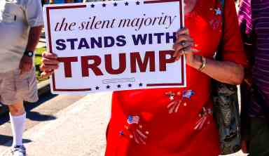 'Cultural anxiety' drove white working-class to Trump, says study based on pre-election survey