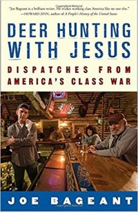 Deer Hunting with Jesus book cover.