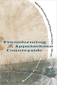Transforming the Appalachian Countryside book cover.