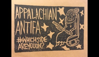 """""""It's going to take resoluteness"""": Elizabeth Sanders on uprooting white supremacy in Central Appalachia and beyond"""