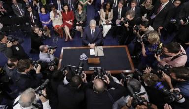 Patrick Morrisey cherry-picks Joe Manchin's votes on Trump Supreme Court pick Neil Gorsuch